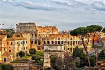 Coliseo – Foro Romano – Palatino