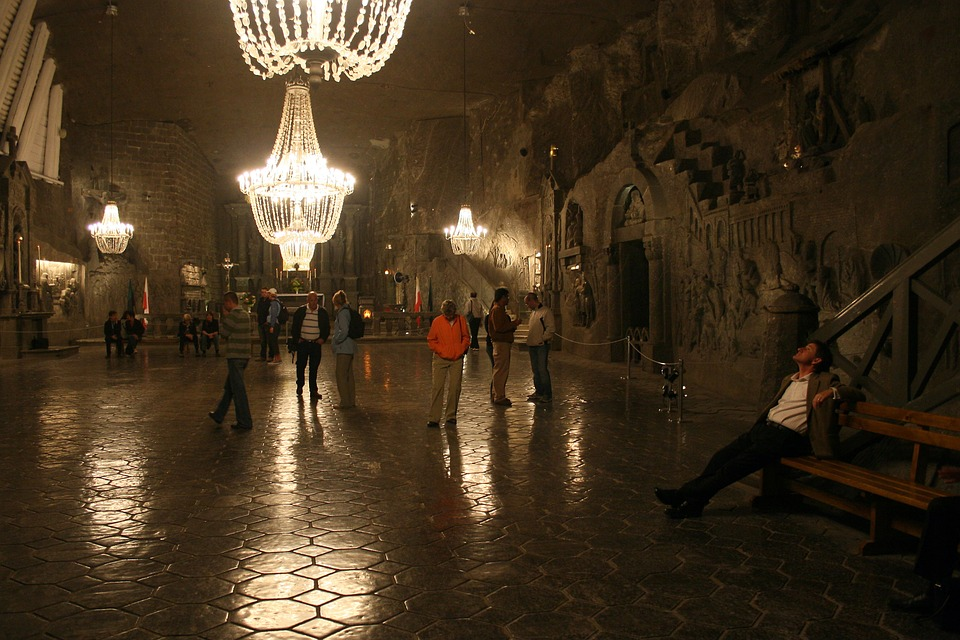 Mina del sal de Wieliczka