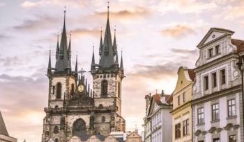 Cuatro dias en Praga